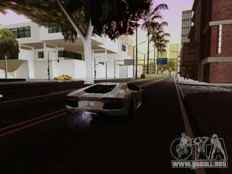SA_RaptorX v1.0 para PC débil para GTA San Andreas