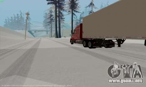 Volvo VNL 630 para la visión correcta GTA San Andreas