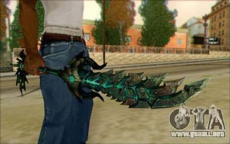 Alma para GTA San Andreas segunda pantalla