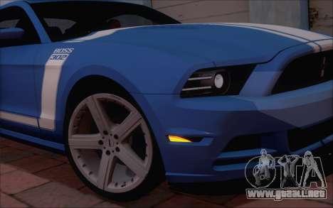 Alfa Team Wheels Pack para GTA San Andreas segunda pantalla