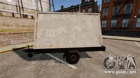 Nuevas vallas publicitarias sobre ruedas para GTA 4 segundos de pantalla