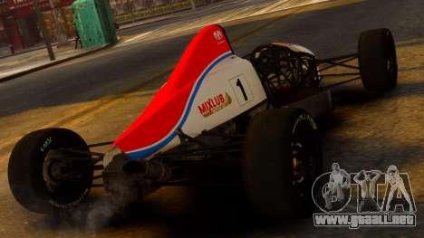 Formula Ford 1600 v1.0 para GTA 4 left