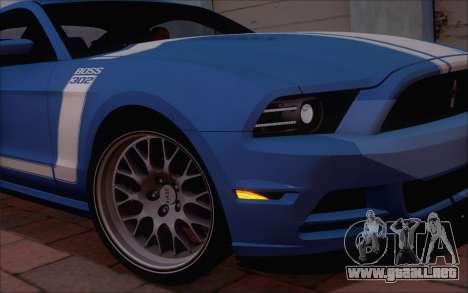 Alfa Team Wheels Pack para GTA San Andreas quinta pantalla