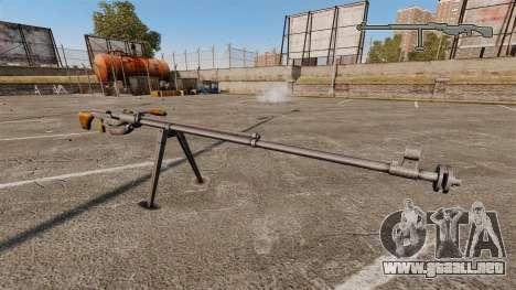 Fusil antitanque PTW-41 para GTA 4