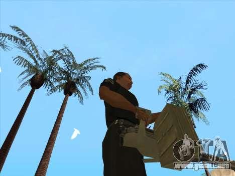 TVNS para GTA San Andreas tercera pantalla