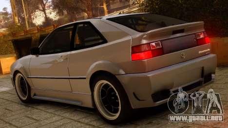Volkswagen Corrado VR6 1995 para GTA 4 left
