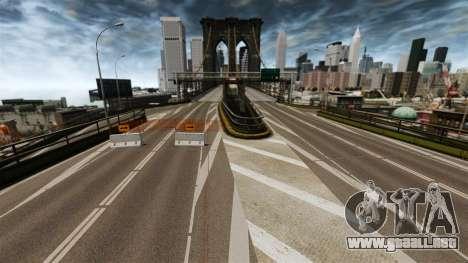 Street Race Track para GTA 4 quinta pantalla