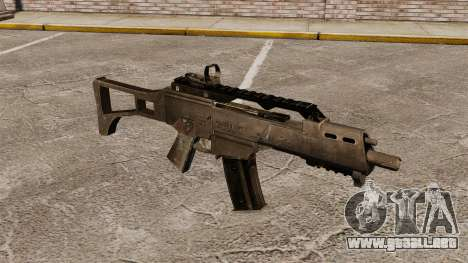 Assault Rifle G36C para GTA 4