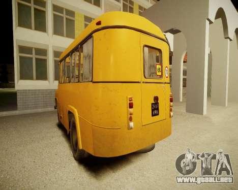 Escuela Kavz-685 para GTA 4 visión correcta