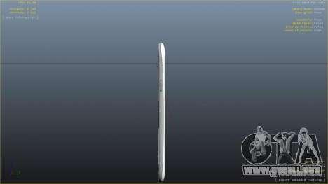 Samsung Galaxy S3 para GTA 4 sexto de pantalla