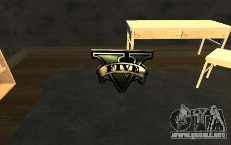 GTA V Save Icon para GTA San Andreas