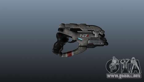 N7 Pistola Eagle para GTA 4 tercera pantalla