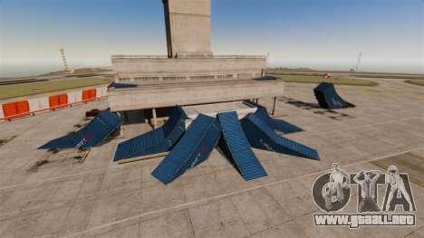 Stunt Park para GTA 4 segundos de pantalla