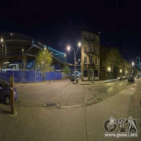 Nuevas pantallas de carga NY City para GTA 4 adelante de pantalla