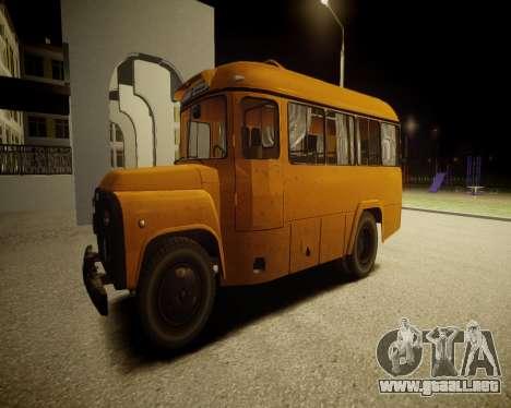 Escuela Kavz-685 para GTA 4 left