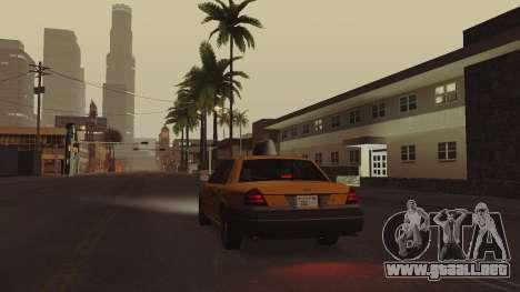 ENB soleado para PC baja o media para GTA San Andreas sucesivamente de pantalla