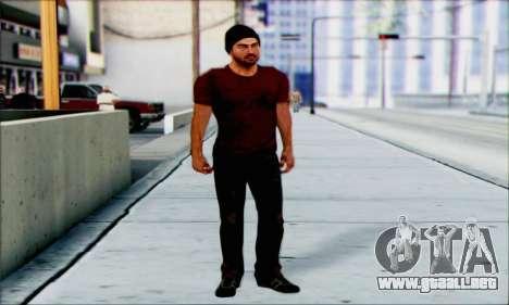 Grant Brody de Far Cry 3 para GTA San Andreas segunda pantalla