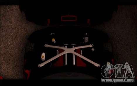 SRT Viper Autovista para las ruedas de GTA San Andreas