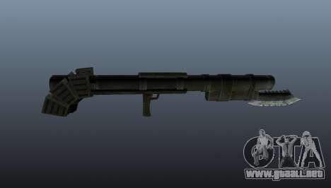Lanzacohetes para GTA 4 tercera pantalla