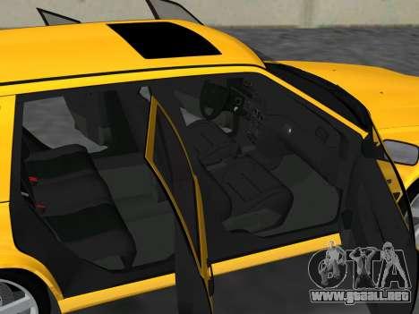 Volvo 850 R Estate para GTA Vice City vista lateral