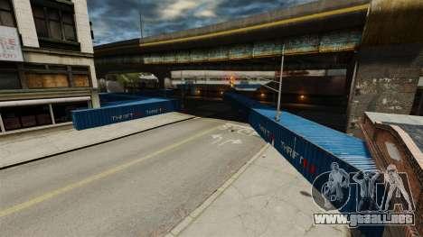 Alrededor de la ciudad a la deriva para GTA 4 segundos de pantalla