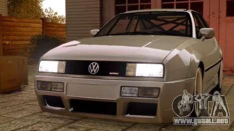Volkswagen Corrado VR6 1995 para GTA 4 visión correcta