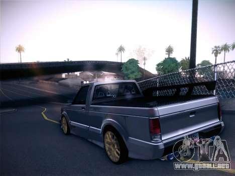 Mitsubishi Cyclone para la visión correcta GTA San Andreas