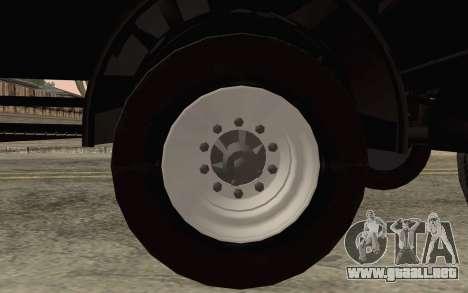 NEFAZ de DB2 para la visión correcta GTA San Andreas