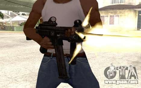 UMP 45 para GTA San Andreas