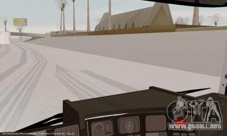 Scania P420 para las ruedas de GTA San Andreas
