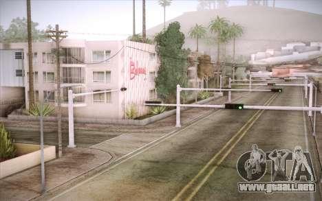 No traffic para GTA San Andreas