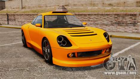 Comet Turbo para GTA 4