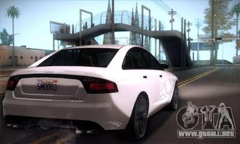 GTA V Tailgater para la visión correcta GTA San Andreas