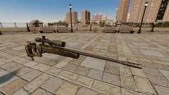 GOL francotirador Magnum sniper rifle v2 para GTA 4
