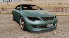 GTA V Zion XS Cabrio