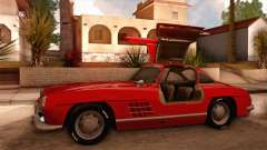 Mercedes-Benz 300SL Gullwing para GTA San Andreas