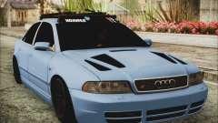 Audi S4 Hellaflush para GTA San Andreas