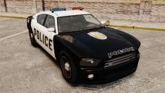 GTA V Buffalo Police