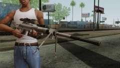 Rifle de francotirador en llamar de Duty MW2