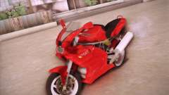 Ducati Supersport 1000 DS para GTA San Andreas