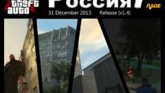 Criminal Rusia rabia v1.4 para GTA 4