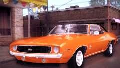 Chevrolet Camaro SS 1969 para GTA San Andreas