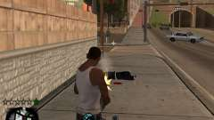 C-HUD Old Tawer para GTA San Andreas
