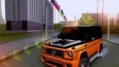 Mercedes-Benz G55