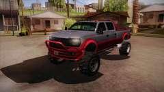Sandking XL de GTA 5 para GTA San Andreas