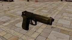 Pistola semiautomática Beretta 92 para GTA 4
