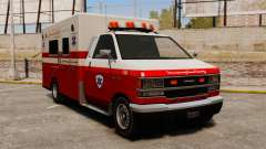 Ambulancia iraní para GTA 4