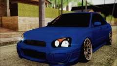 Subaru Impreza JDM para GTA San Andreas