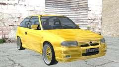Opel Astra F GSI BBS Style