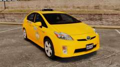 Toyota Prius 2011 Adelaide Independant Taxi para GTA 4